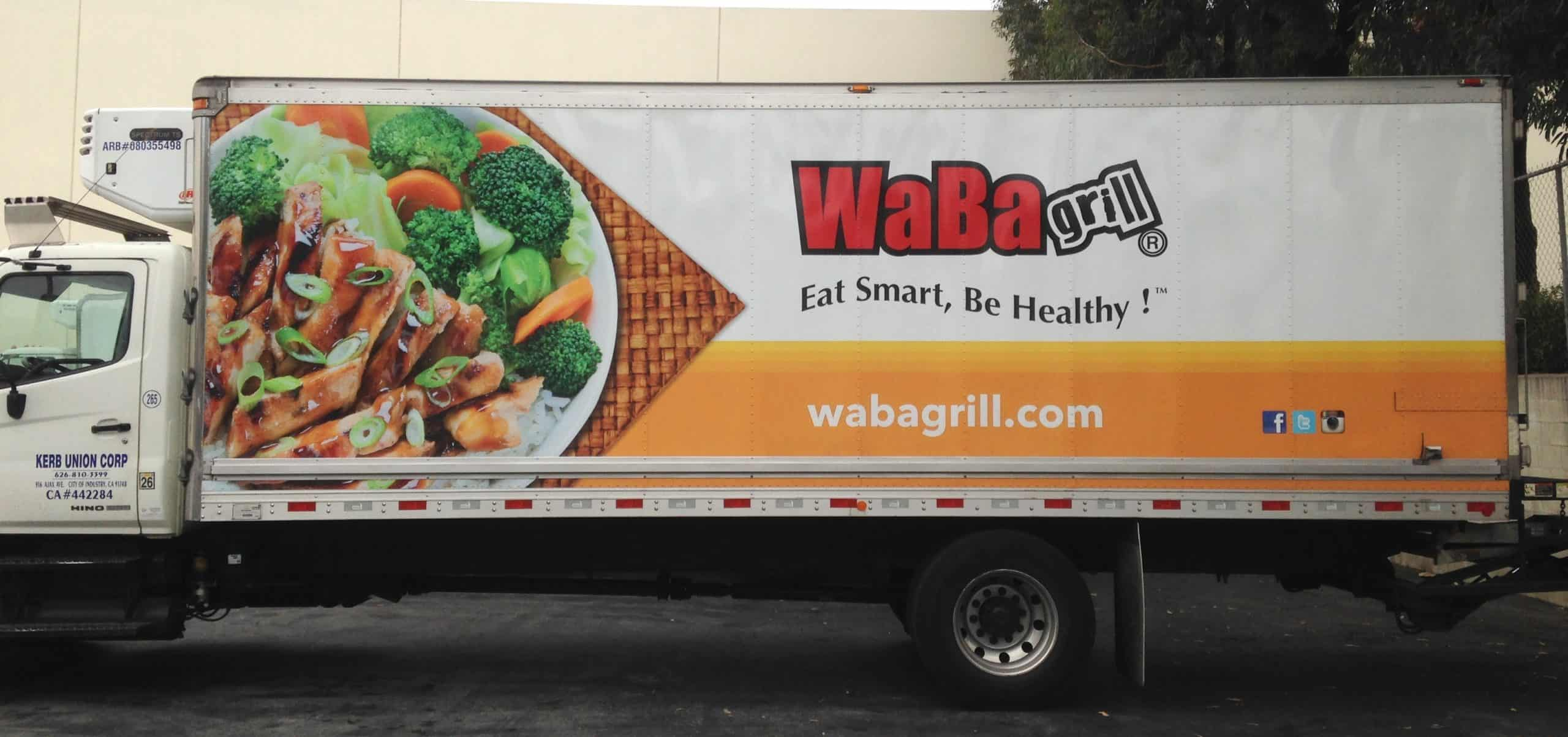 Fleet provides graphic wraps and custom graphics for fleets, trucks, cars, autos and trailer graphics.