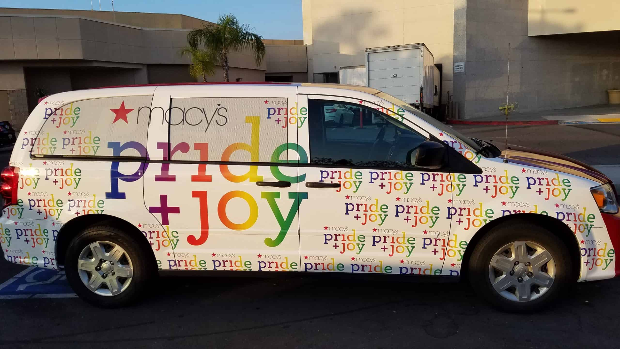 Graphic Wraps for Fleet Vehicles. As the most cost-effective form of advertising¹, vehicle graphics are a powerful way to connect with customers on the go