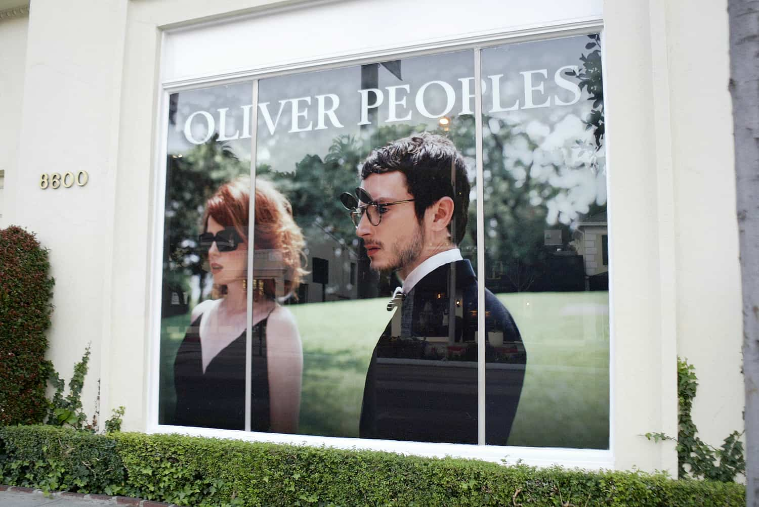 Window clings are great for restaurants, hair salons, and mor