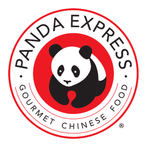 Panda Express logo - Panda Express is Platon Graphics customer and does all their store banners