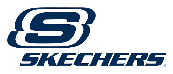 Skechers logo - Skechers has begun having Platon Graphics design their large format banners