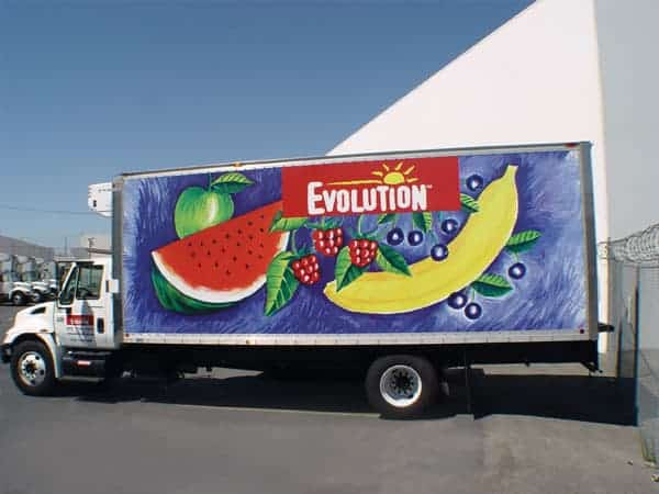 fleet graphics are vinyl adhesive decals applied to the exterior of a variety of vehicles in order to enhance branding